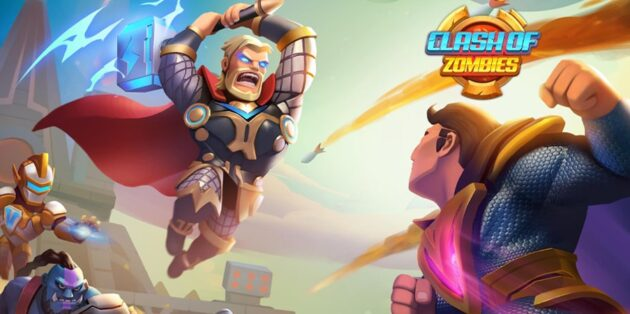 X-War:Clash of Zombies